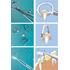 CORONAflex 2005 - наконечник для щадящего снятия коронок и мостов | KaVo (Германия)