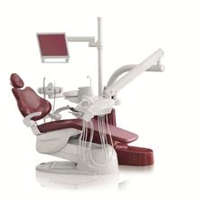 Primus 1058 TM - стоматологическая установка с нижней подачей инструментов