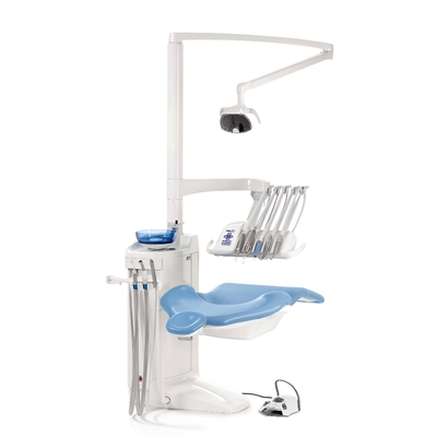 Planmeca Compact i Classic (Dry) - стоматологическая установка с сухой системой аспирации   Planmeca (Финляндия)