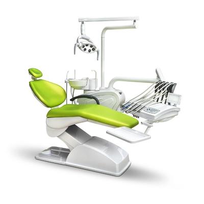 AY-A 1000 - стоматологическая установка с верхней подачей инструментов | Anya (Китай)