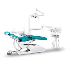 AY-A 3000 - стоматологическая установка с нижней подачей инструментов