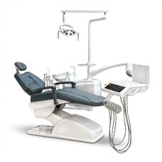AY-A 3600 - стоматологическая установка с нижней подачей инструментов и сенсорной панелью