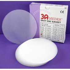 EV Gasket Mouthguard 120 - пластины для изготовления защитных капп, круглые, (125x3,0 мм), 8 шт.