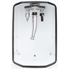 Assistina 3x2 - полностью автоматический аппарат для чистки и смазки наконечников, 2 цикла для 3-х наконечников, внутренняя очистка, ротационная смазка