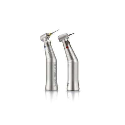 Набор наконечников: угловой наконечник CA 1:1 L с подсветкой и прямой наконечник PM 1:1 | Bien-Air (Швейцария)