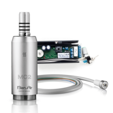MC2 Isolite 300 Kit - микромотор Bien-Air MC2 Isolite 300 с комплектом для встраивания в стоматологическую установк