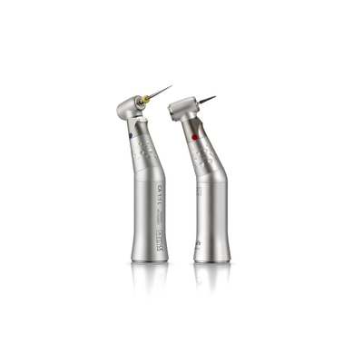 Набор наконечников с подсветкой: угловой наконечник CA 1:1 L и прямой наконечник PM 1:1 Micro-Series | Bien-Air (Швейцария)