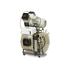 EKOM DK50 2V/50 - безмасляный компрессор для 2-x стоматологических установок без кожуха, без осушителя, с ресивером 50 л | EKOM (Словакия)