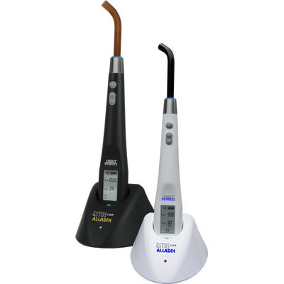 Эстус ЛЭД-Алладин - беспроводной стоматологический светодиодный фотоактиватор | Geosoft (Россия-Израиль)