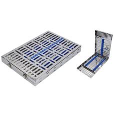 Лоток для хранения и стерилизации инструментов, 280x183x32 мм