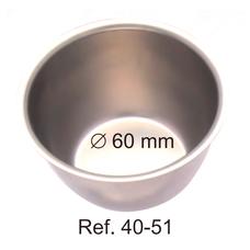 Лоток для хранения и стерилизации инструментов, 60 мм