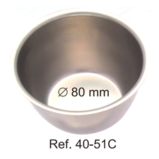 Лоток для хранения и стерилизации инструментов, 80 мм