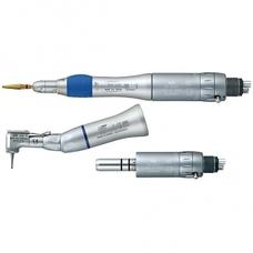 EX-203C B2 Pack - набор: пневматический микромотор, прямой и угловой наконечник, под разъем Borden