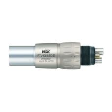 PTL-CL-LED III - быстросъемный переходник с оптикой и с регулятором объема подачи воды