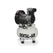 Dental Air 2/24/5 - безмасляный воздушный компрессор на 2 установки, без кожуха, 150 л/мин
