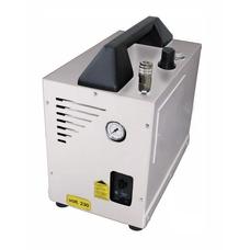 Портативный безмасляный компрессор на 1 установку, в кожухе, 52 л/мин