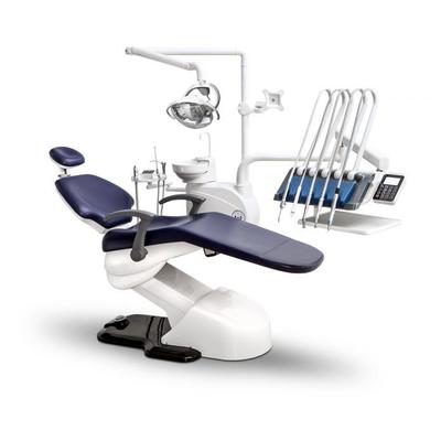 WOD550 - стоматологическая установка с верхней подачей инструментов | Woson (Китай)