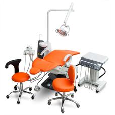 WOD730 - стоматологическая установка с подкатным блоком