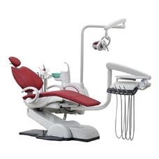 WOD730 (WOVO) - стоматологическая установка с нижней подачей инструментов