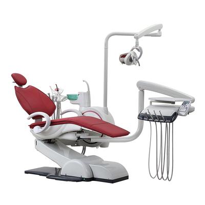 WOD730 (WOVO) - стоматологическая установка с нижней подачей инструментов   Woson (Китай)