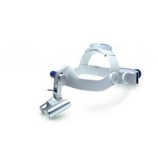 EyeMag Pro S - бинокулярные лупы на шлеме
