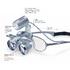EyeMag Light II - мощный LED-осветитель с максимальной интенсивностью освещения 50000 люкс для высокой детализации | Carl Zeiss (Германия)