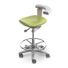 A-dec 522 - стул ассистента врача-стоматолога с динамической поддержкой