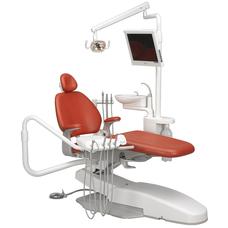 Performer Special - стоматологическая установка с нижней подачей инструментов