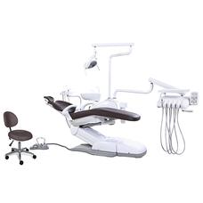 AJ 16 - стоматологическая установка с нижней/верхней подачей инструментов