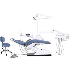 AJ 18 - стоматологическая установка с нижней/верхней подачей инструментов