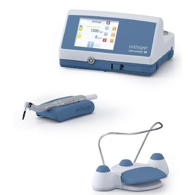 Implanteo LED - физиодиспенсер в комплекте с наконечником Mont Blanc XLED 20:1 | Anthogyr (Франция)
