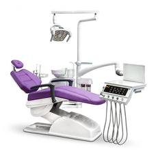AY-A 4800 II - стоматологическая установка с нижней подачей инструментов