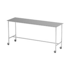 AT-B20 - столик передвижной инструментальный, нержавеющая сталь