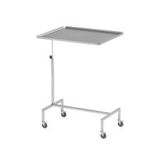 AT-B24 - столик передвижной инструментальный, нержавеющая сталь