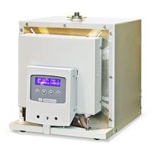 ЭМП 11.1 - компактная электрическая муфельная печь с горизонтальной загрузкой