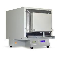 ЭМП 11.6 - большая электромуфельная печь с горизонтальной загрузкой