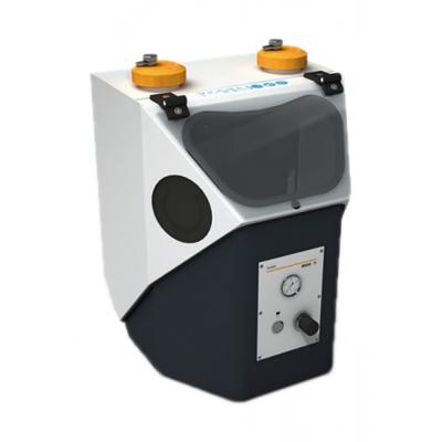Duostar Plus - комбинированный пескоструйный аппарат с 2-мя игольчатыми соплами и рециркулирующей системой с неподвижным соплом | Bego (Германия)