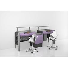 COJMP.11 - стол зубного техника на два рабочих места
