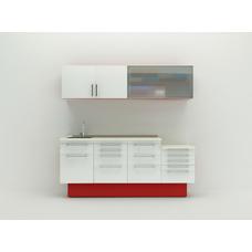Maser  - комплект мебели для хранения стоматологических инструментов, с выдвижными ящиками