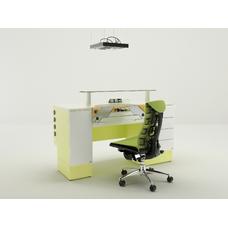 Micromega - стол зубного техника на одно рабочее место