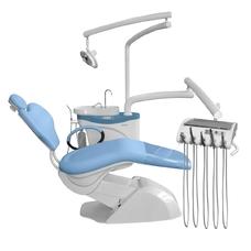 Chiromega 654 NK - стоматологическая установка с нижней подачей инструментов