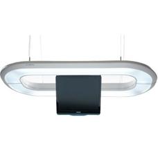 DENTA Hybrid - бестеневой светильник с креплением под монитор