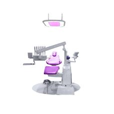 Denta Plus T5.628EL - бестеневой светильник для клиники с диммером, 6 ламп по 54 Вт