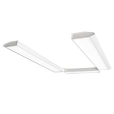 Primo U - бестеневой светильник для клиники, 4 лампы по 54 Вт, 2 лампы по 24 Вт