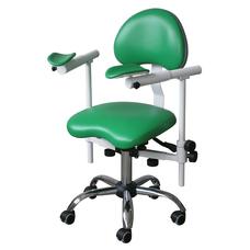 Scope-3D - стул врача-стоматолога с телескопическими подлокотниками для работы с микроскопом