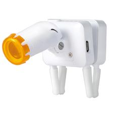 eBite3S - беспроводной LED светильник для бинокуляров и защитных очков