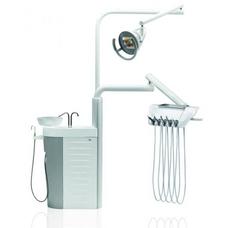 Diplomat Adept DA110A Special Edition - стационарная стоматологическая установка с нижней подачей инструментов