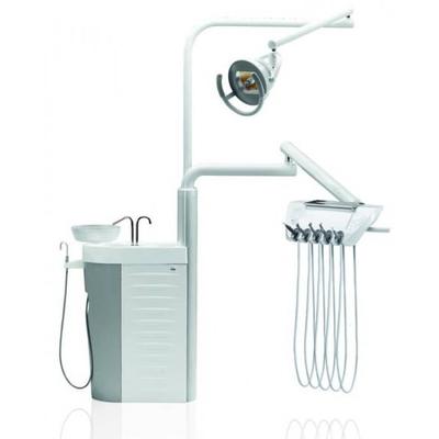 Diplomat Adept DA110A Special Edition - стационарная стоматологическая установка с нижней подачей инструментов | Diplomat Dental (Словакия)