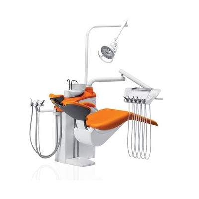 Diplomat Adept DA130 Special Edition - стоматологическая установка с нижней подачей инструментов, с креслом DM20 | Diplomat Dental (Словакия)