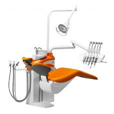 Diplomat Adept DA170 Special Edition - стоматологическая установка с верхней подачей инструментов, с креслом DM20
